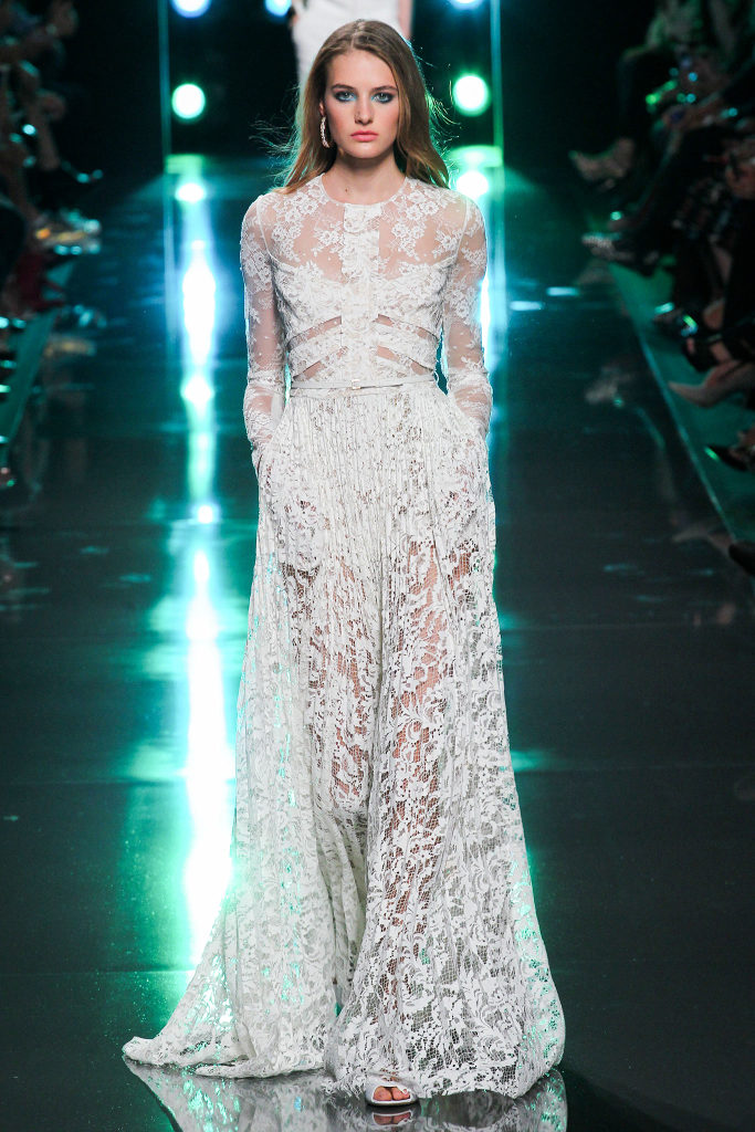 Elie Saab, Spring 2015, Photo: Style.com