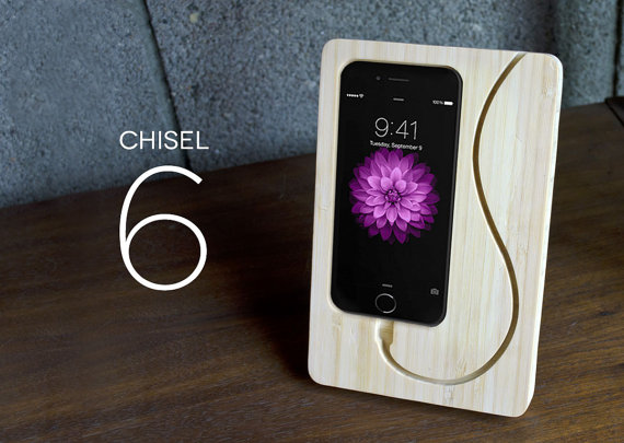 Chisel 6 iPhone caddy / Image: iSkelter