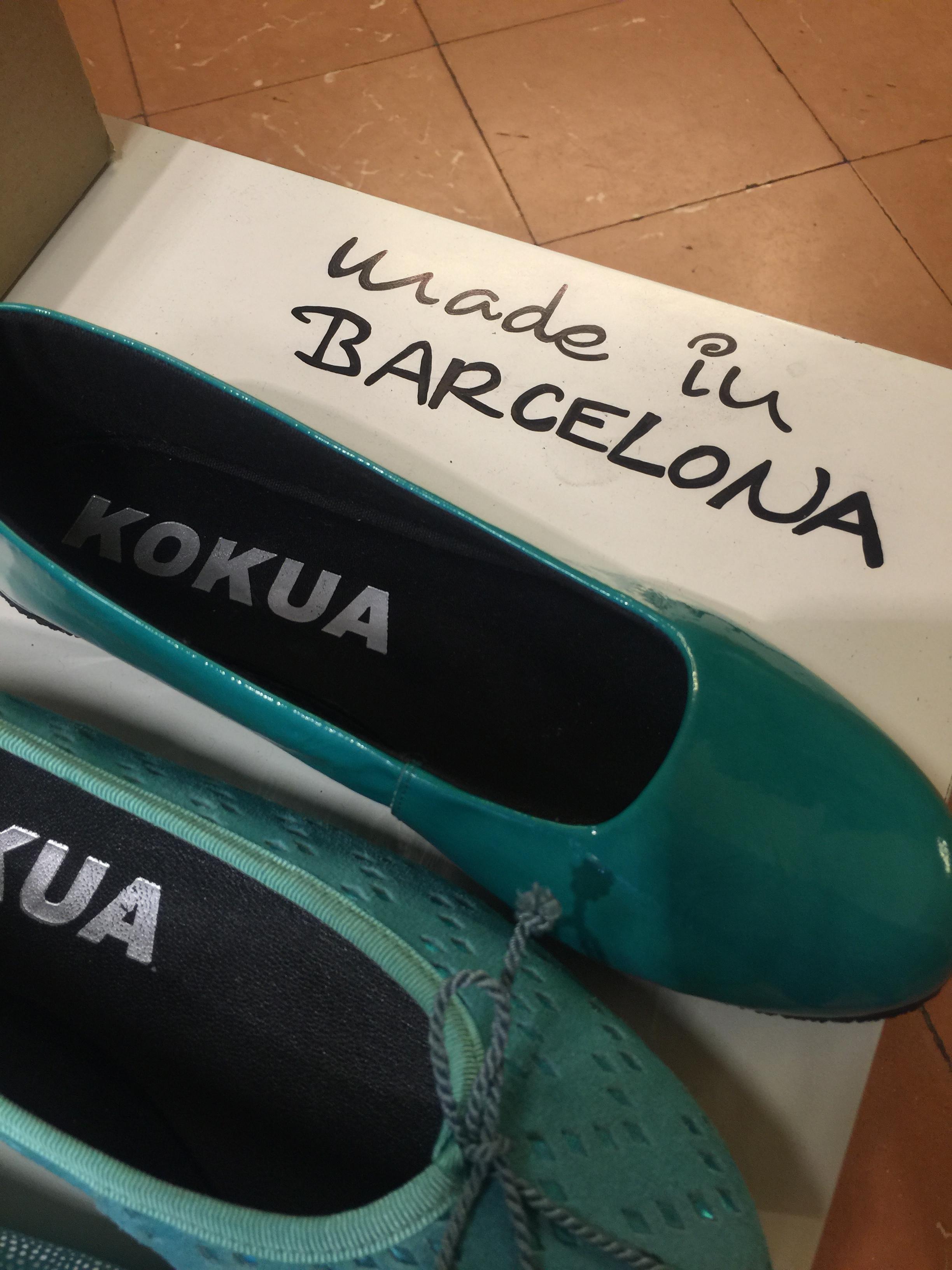 Barcelona find: Kokua ballerinas | Rashunda Tramble